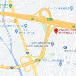 アクセス良好!(地図)