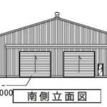 《貸倉庫》相模原市緑区下九沢 平屋建158.20坪 相模原ICまで約4.0km