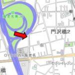 アクセス良好(地図)